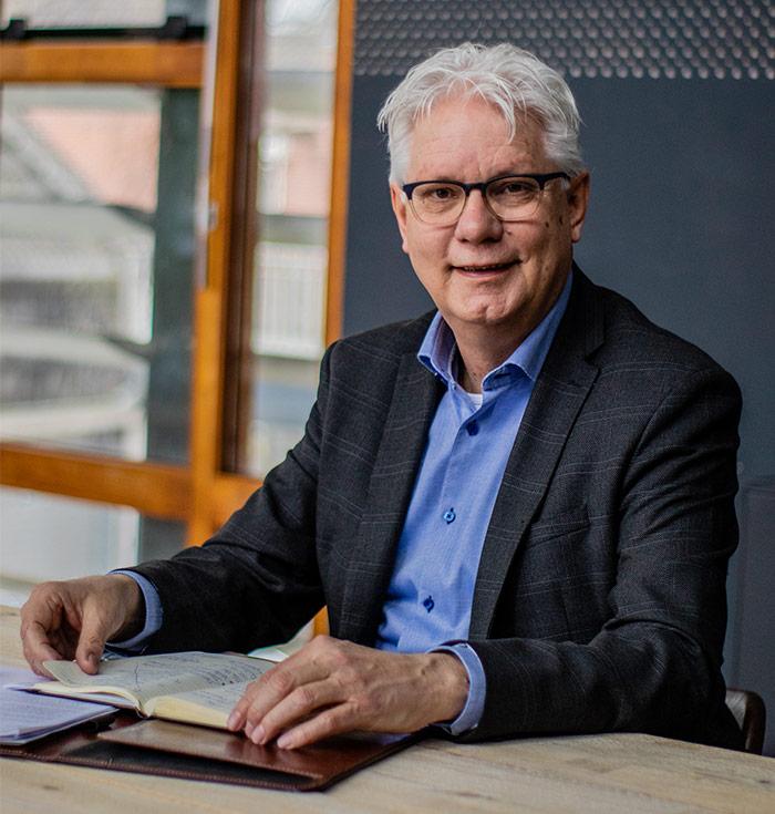 Henk Dijk van HD-incasso